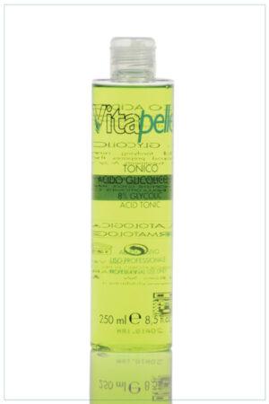 Tonico linea Acido Glicolico 8% Vitapelle