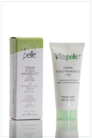 Crema 15% linea Acido Mandelico Vitapelle