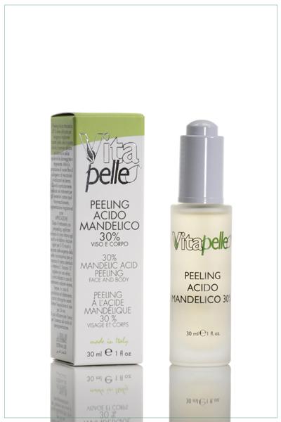 Peeling 30% linea Acido Mandelico Vitapelle