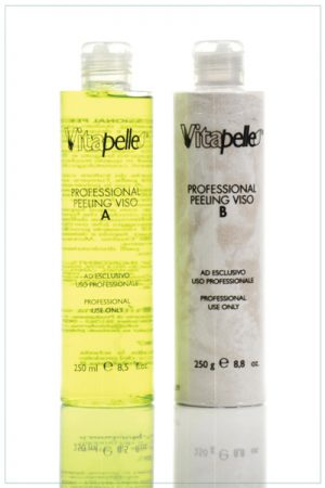 Peeling viso A e B Vitapelle